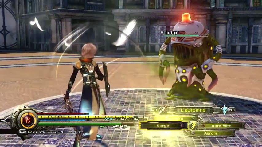 An Evolved Battle System In Lightning Returns: Final Fantasy XIII - weknowgamers