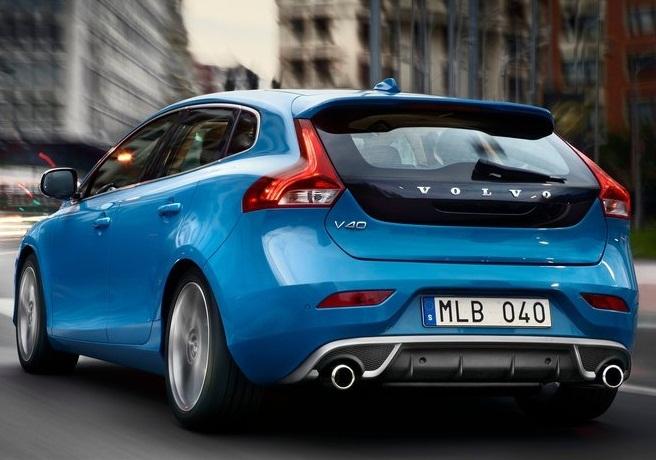 Volvo Q4 >> Techzone Volvo V40 R Unveils Its Design