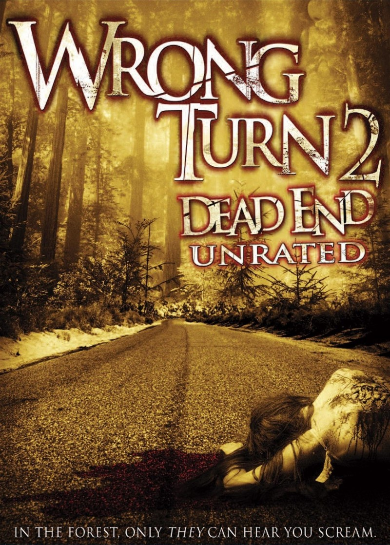 Watch Wrong Turn 2: Dead End Movie Online Free 2007