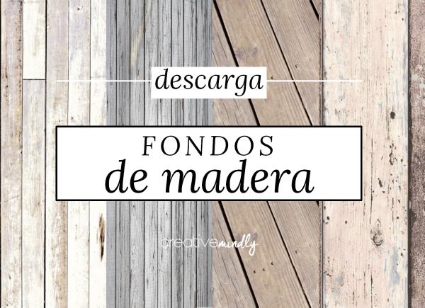 FONDOS MADERA