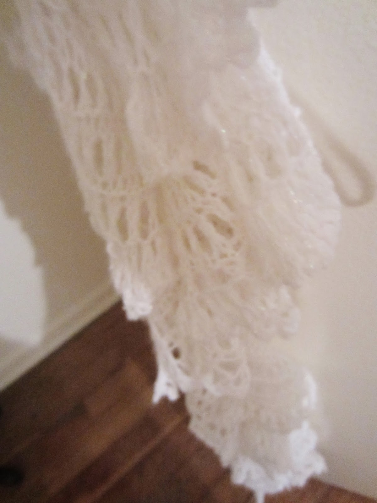 Violet\'s Silver Lining: Free Knitting Pattern: Ruffle Lace Snowflake ...