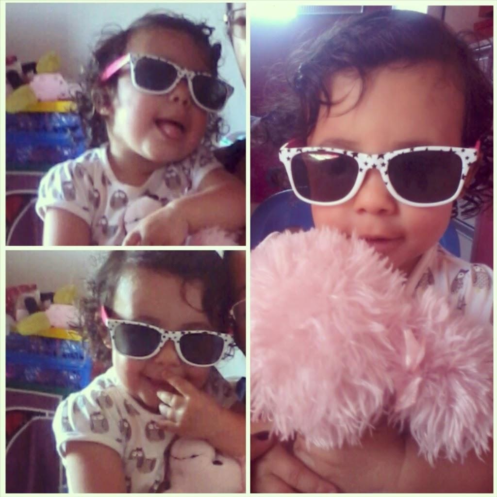 Minha sobrinha... Manuela