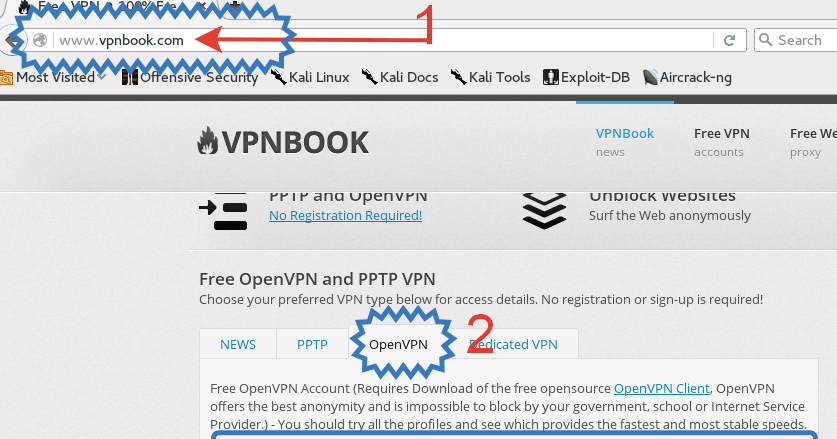 free softether vpn account