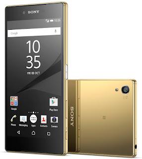 Harga dan Spesifikasi Sony Xperia Z5 Premium Terbaru