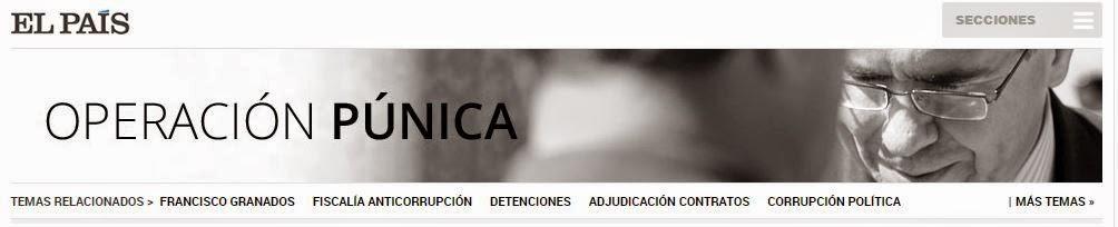 Nombres curiosos de operaciones policiales, Francisco Granados