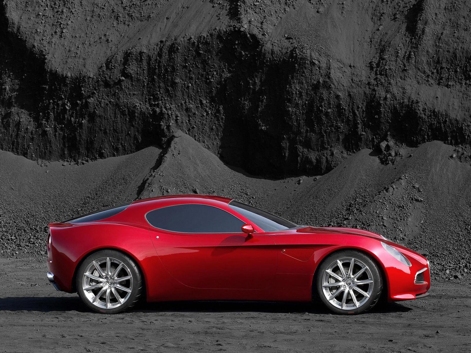 alfa romeo 8c images start 0 WeiLi Automotive Network