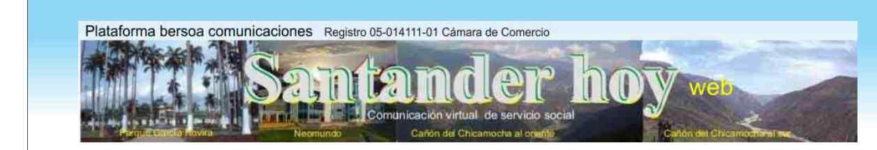 Santander hoy web