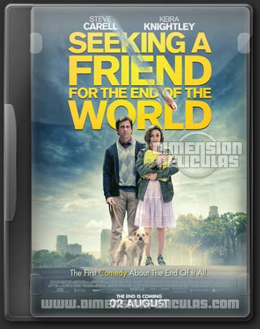 Seeking a Friend for the End of the World (DVDRip Español Latino) (2012)