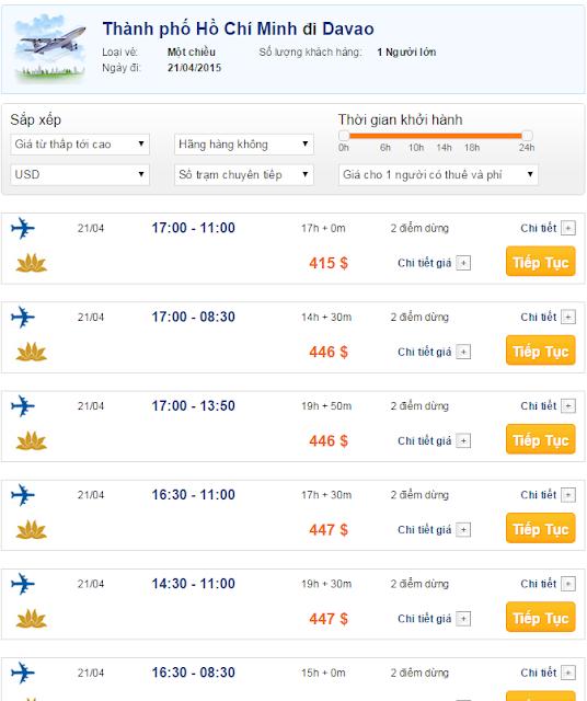 Vé máy bay đi Davao giá rẻ 2015_2