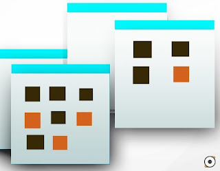gambar GUI warna biru kompi far