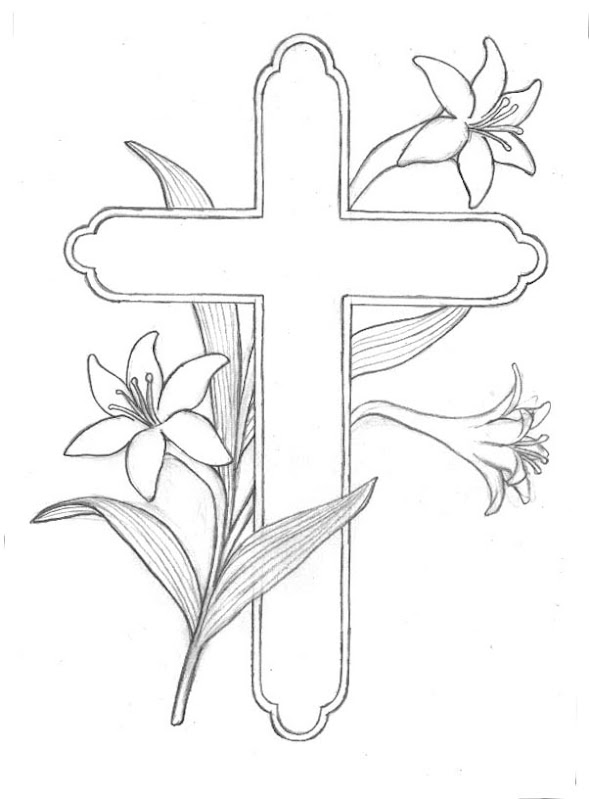 Coloring Pages For Stations Of The Cross | Best Coloring Pages