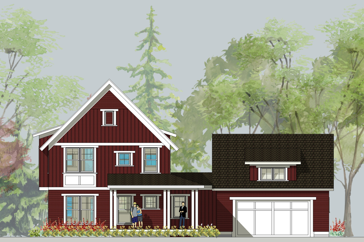 American Farmhouse Home Designs