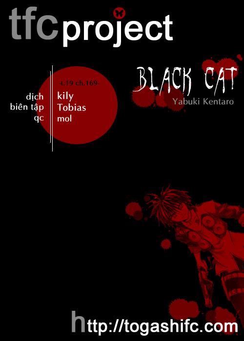 xem truyen moi - Black Cat - Thám Tử Mèo Đen - Chapter 169