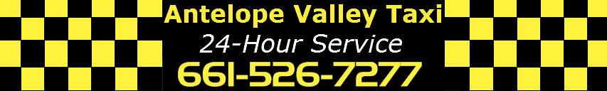 Antelope Valley Taxi - (661) 526-7277