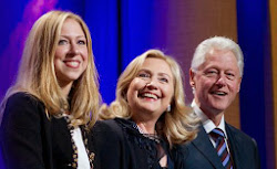 The Bill, Hillary, & Chelsea Clinton Foundation
