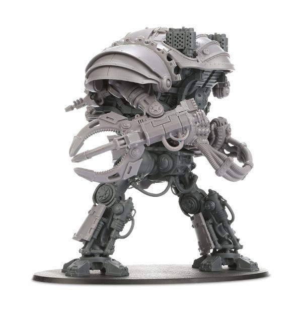 Questoris Knight Styrix Trasera