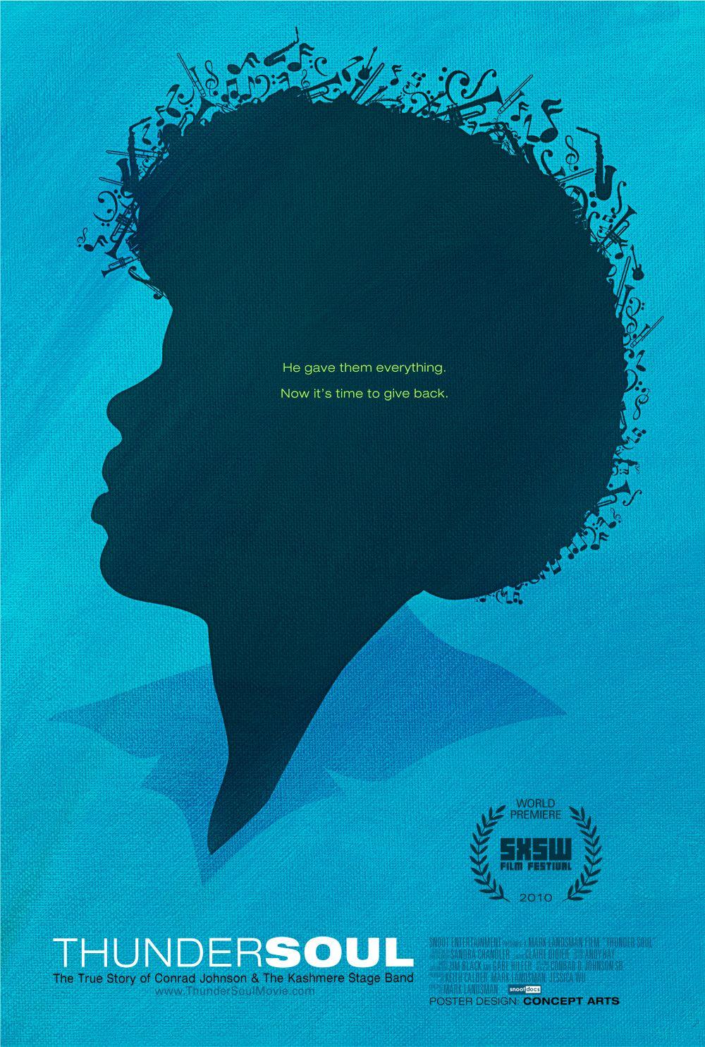 Thunder Soul Movie Poster