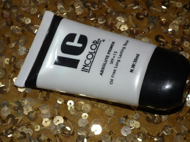 Incolor Absolute Primer with SPF 15