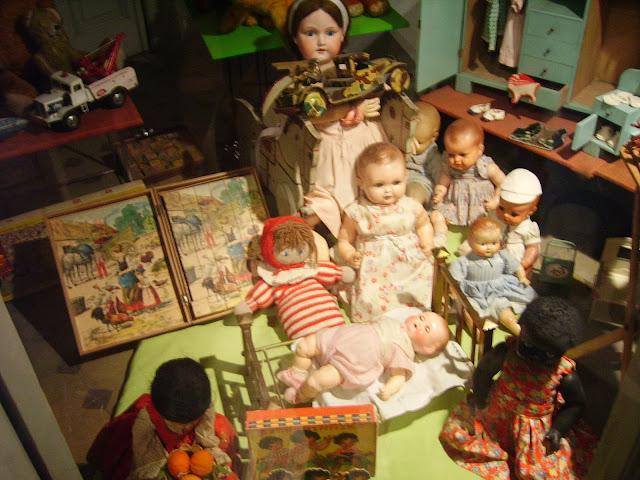 foto 1 - exposição de brinquedos - Museo de la Ciudad Buenos Aires