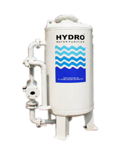 alat penyaring air industri
