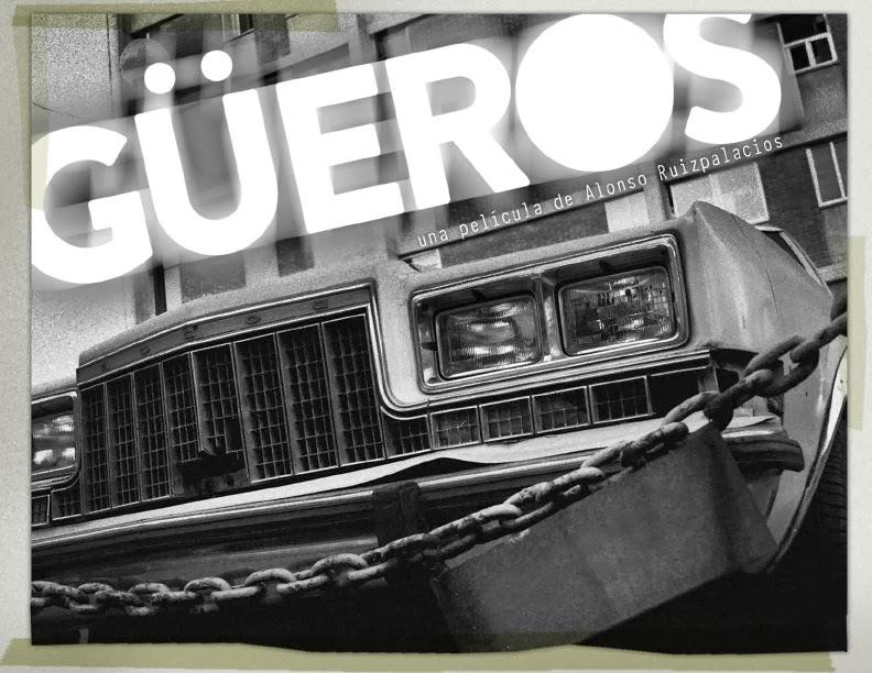 La cinta 'Güeros' se filmó en formato blanco y negro.