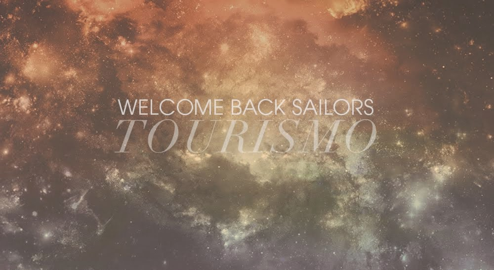 WELCOME BACK SAILORS
