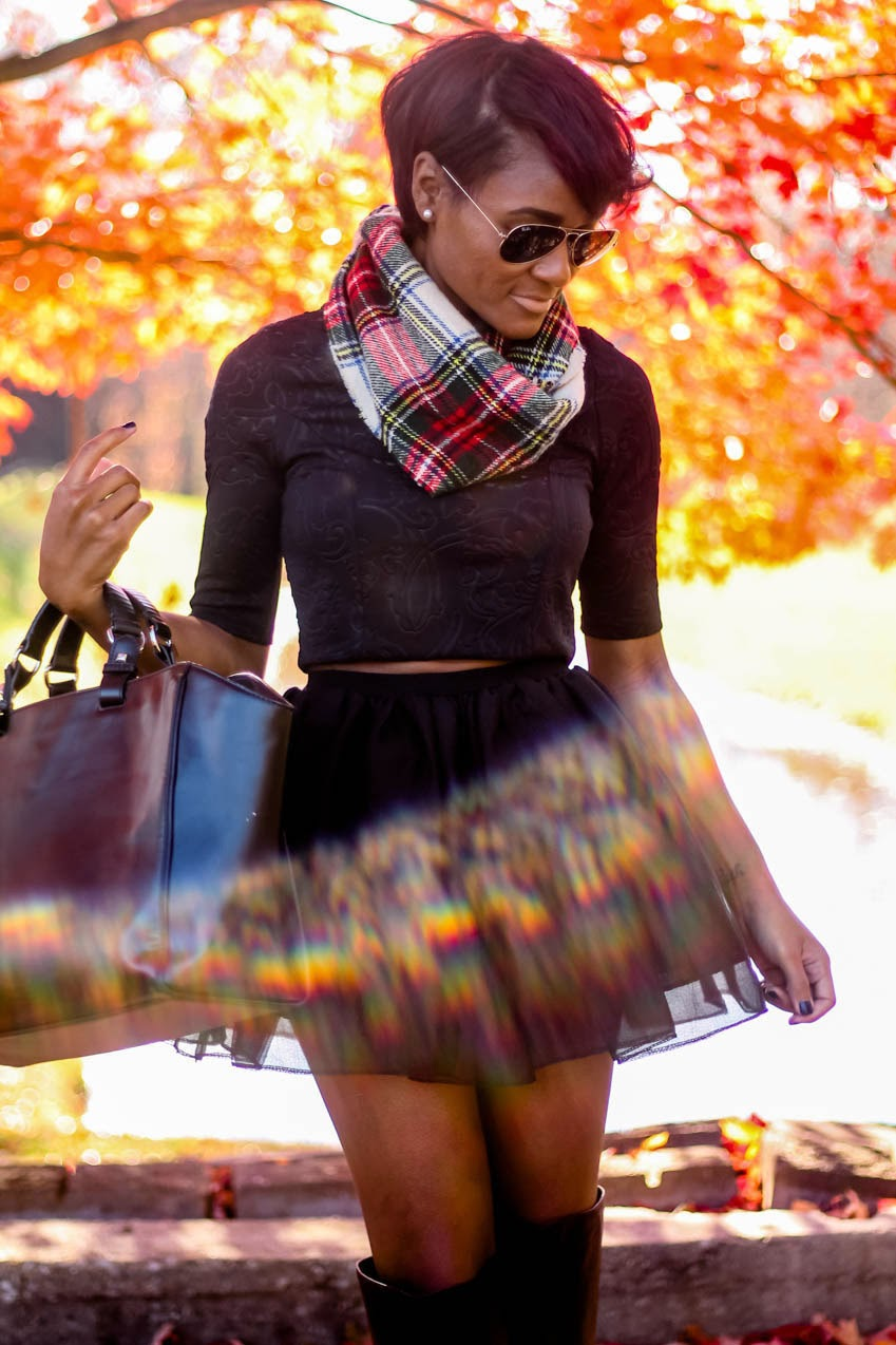 The Daileigh: Cold Weather, Don't Care..