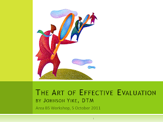 The Art of Effective Evaluation cover