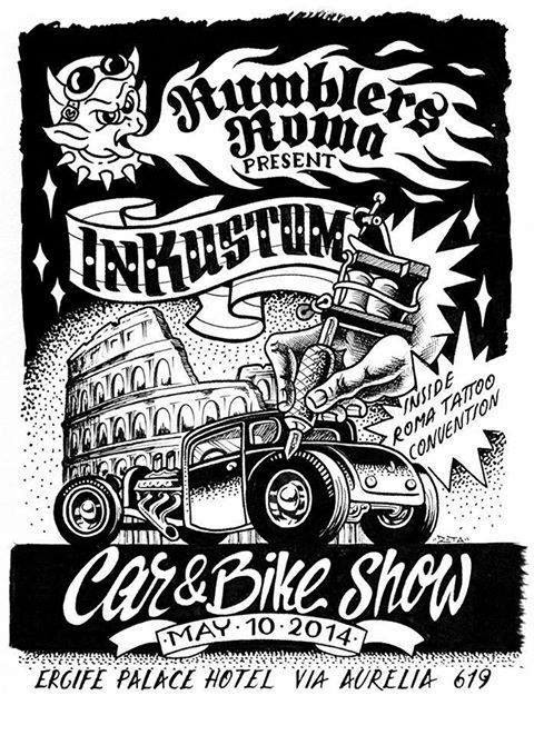 In Kustom // Car & Bike Show