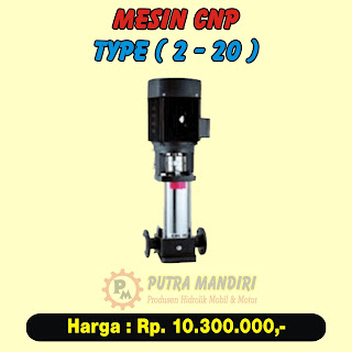 MESIN CNP 2 - 20