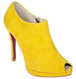 zapatos abotinados verano 2011