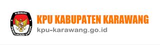 web kpu karawang