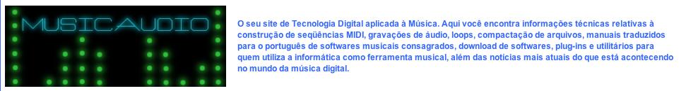 MUSICAUDIO - NOVIDADES