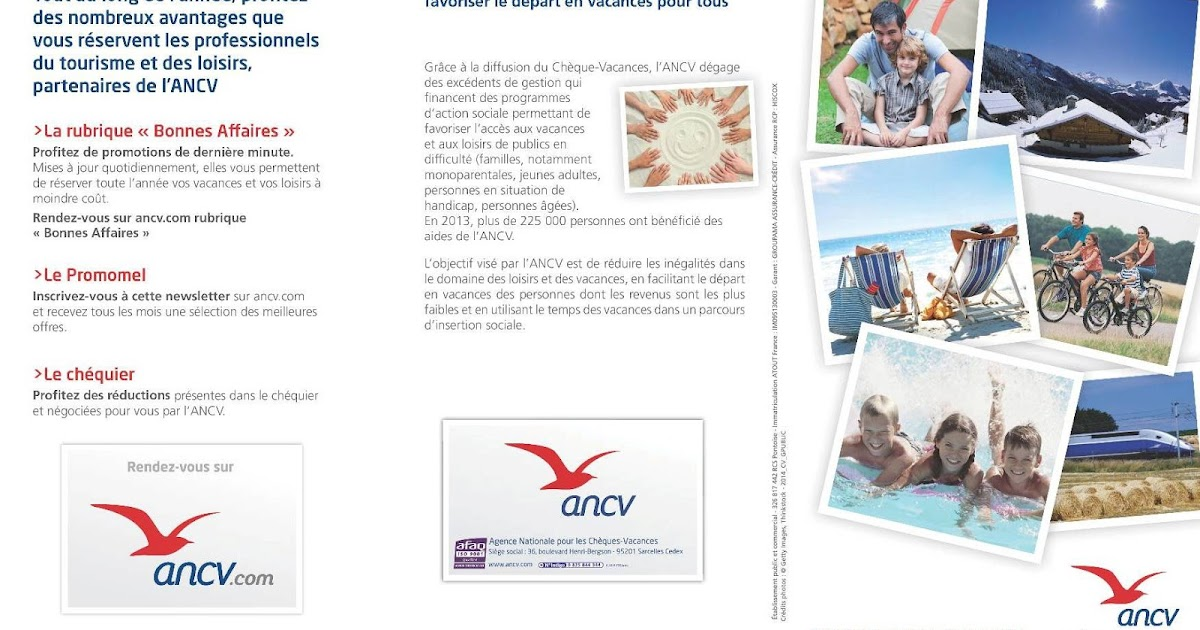 Cfe Cgc Adecco Tout Savoir Sur Les Cheques Vacances