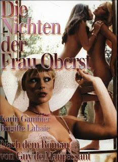 Die Nichten Der Frau Oberst 1980