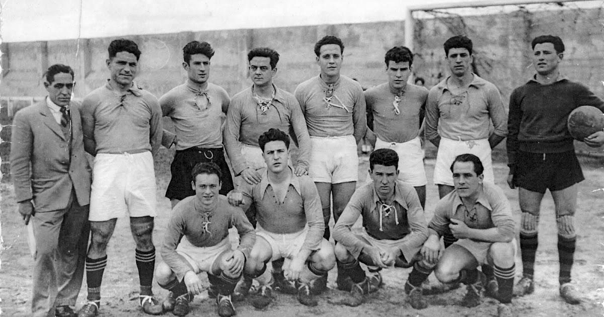 Miranda deportiva fefasa de los 50 - Los anos cincuenta ...
