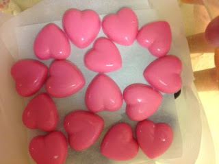 coeurs en chocolat 3