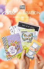 Stampin Up Sale-A-Bration Catalog