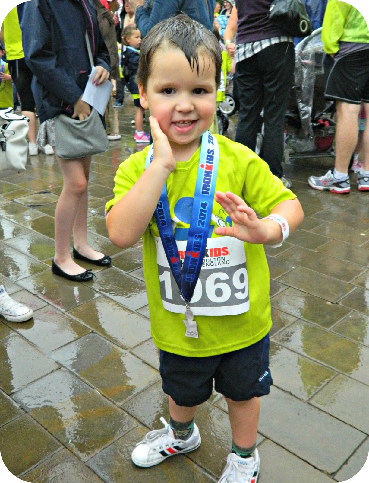 Bun Runs Ironkids UK Bolton