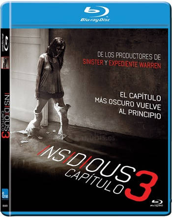Insidious Capitulo 3 (2015) HD 1080p
