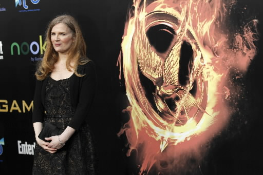 """a literary analysis of the hunger games a novel series by susan collins And it certainly doesn't hurt that suzanne collins, original author of the """"hunger games"""" novels, is responsible for the screenplay  4 responses to """"movie review: """"the hunger games  literary analysis archives blogroll conciliar post cranach film crit hulk."""