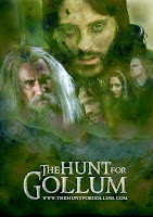 Portada película The Hunt for Gollum
