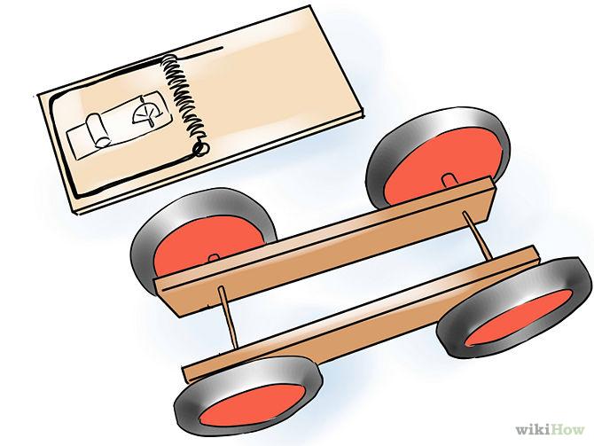 Mechanics Of Mousetrap Cars Physics