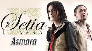 Lirik dan Chord(Kunci Gitar) Setia Band ~ Asmara