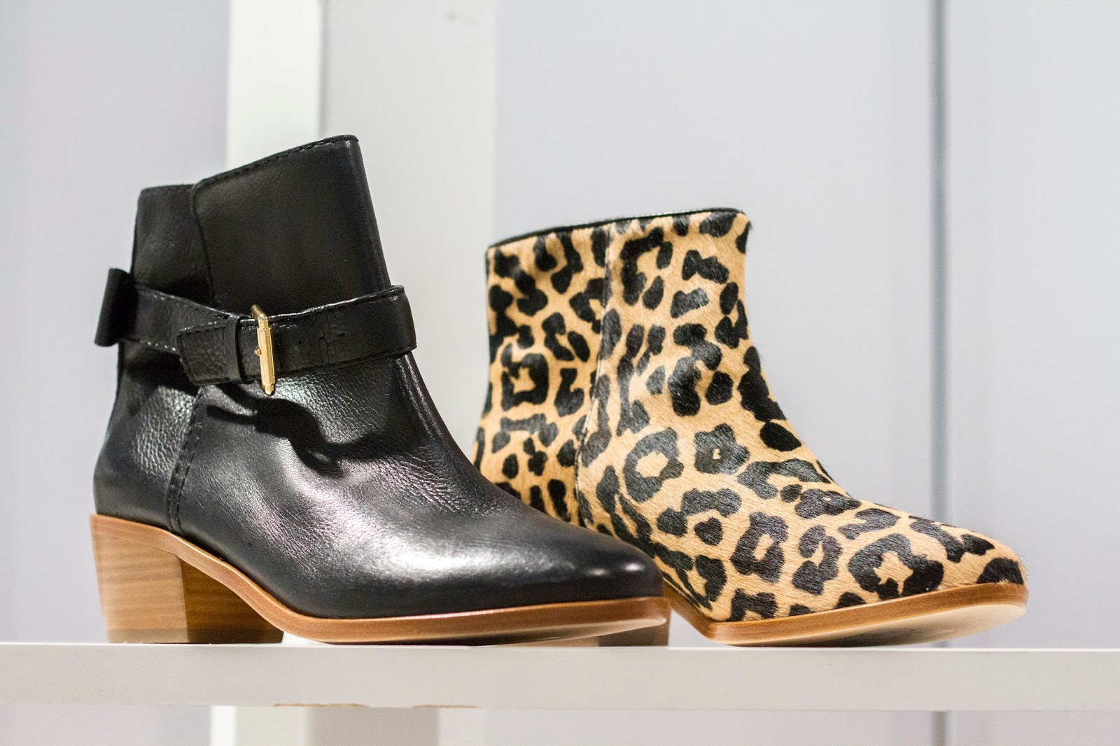 kate spade new york fall 2015 shoe collection fn platform leopard booties