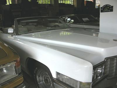 Cadillac - Muzeum Samochodów - Otrębusy