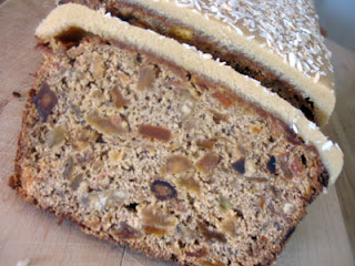 Tropical Fruit Christmas Fruitcake