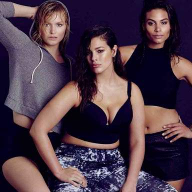 The Plus-Sized Models Redefining the Fashion World