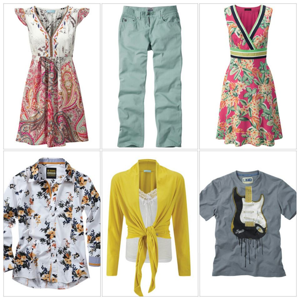 Our top picks from the new Joe Browns clthing collection