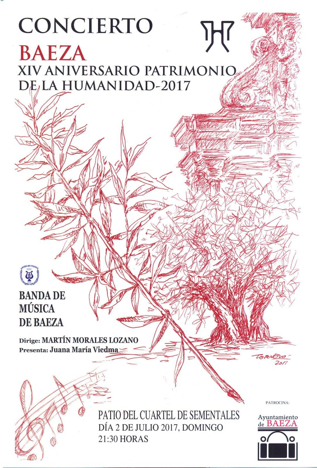 XIV CONCIERTO PATRIMONIO DE LA HUMANIDAD 2017